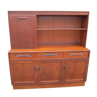 Mid-Century Modern G-Plan Bar Cabinet