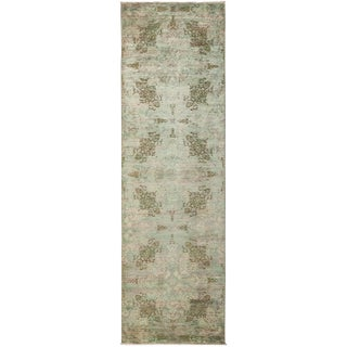 "Vibrance Hand Knotted Runner - 2'10"" X 9'10"""