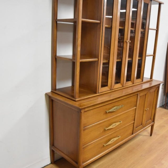 Sophisticate by Tomlinson Hutched Credenza - Image 7 of 11