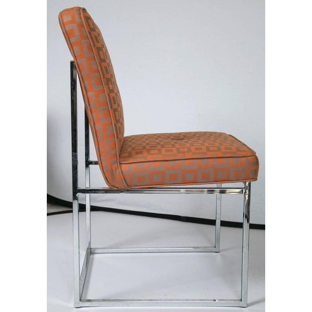 Milo Baughman for Thayer Coggin Dining Chairs Set of 4 - Image 3 of 7