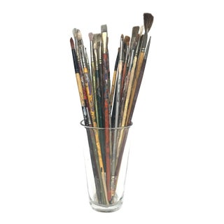 Artists Paintbrush Collection - Set of 28