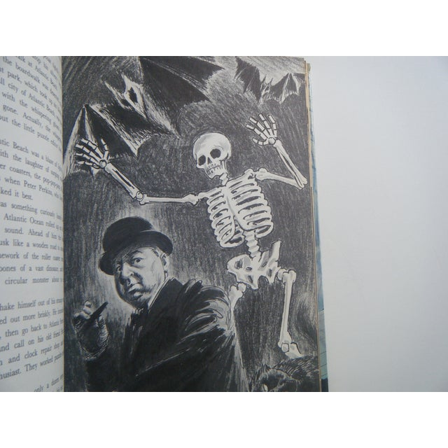 Image of Alfred Hitchcock's Solve Yourself Mysteries Book