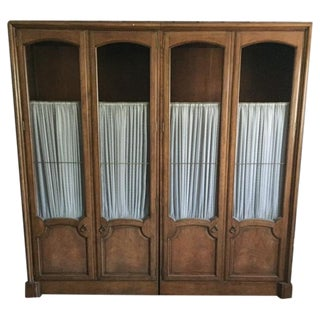 Baker Furniture Double Cabinet