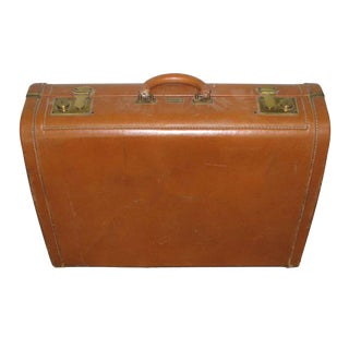 Beckers Leather Vintage Briefcase