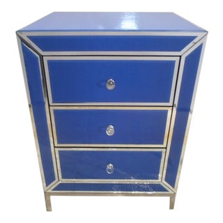 3 Drawer Bedside End Table