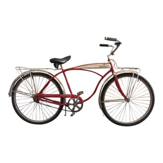Mid-Century Schwinn Panther Bicycle