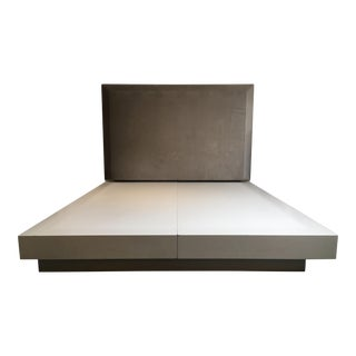 Donghia Ginger Fabric Upholstered Platform Bed