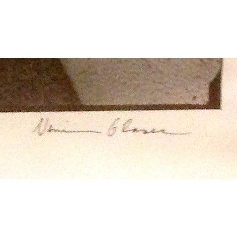 Nina Glaser Untitled Black & White Photograph - Image 2 of 2