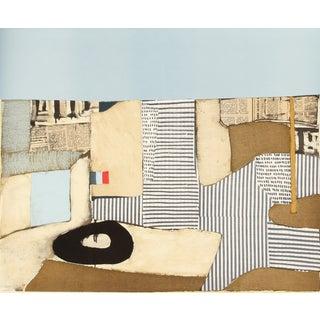 """Conrad Marca-Relli, """"Villa Nueve"""" Lithograph"""