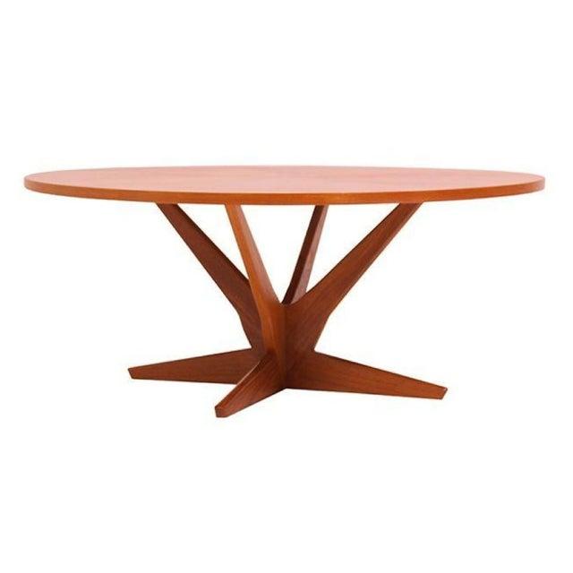 Georg Jensen Danish Modern Teak Coffee Table | Chairish