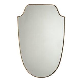 Gio Ponti Style Wall Mirror