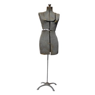 Vintage Acme Adjustable Dress Form