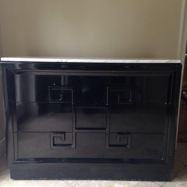 Image of Kittinger Mid-Century Lacquer Dresser