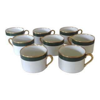 Fitz & Floyd Coffee Cups - Set of 8