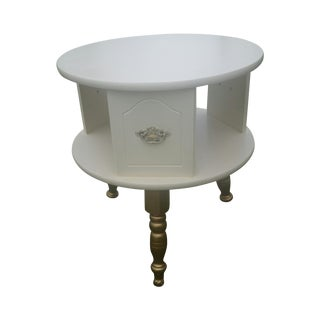 Siddity 3-Legged Occassional Table