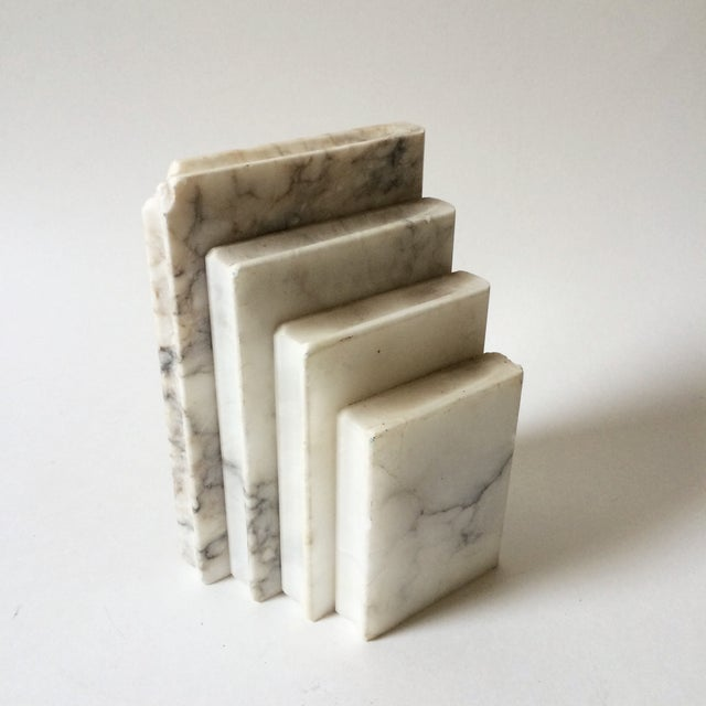 Vintage Marble Bookend - Image 4 of 7