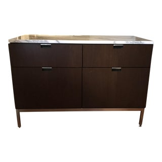 Florence Knoll 2-Position Credenza