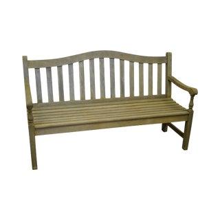 Barlow Tyrie Teak Outdoor Waveney Bench