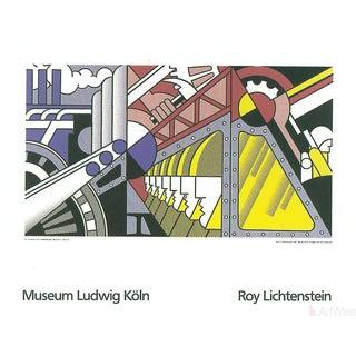 Roy Lichtenstein, Study for Preparedness, 1989 Serigraph
