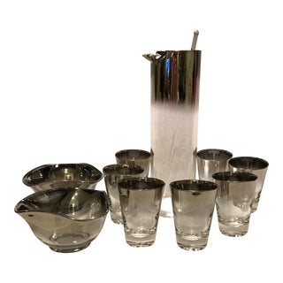 Dorothy Thorpe Cocktail Set - 12 Pieces
