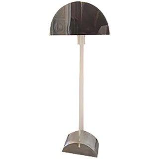 George Kovacs Lucite & Chrome Floor Lamp