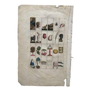 Antique Illustrative Fine Art Print