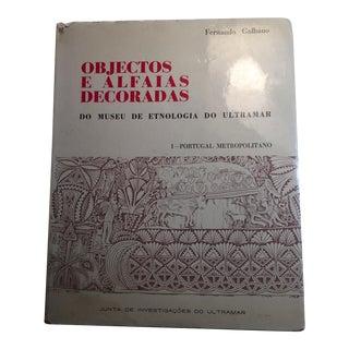 Objectos E Alfaias Decoradas Museum 1968