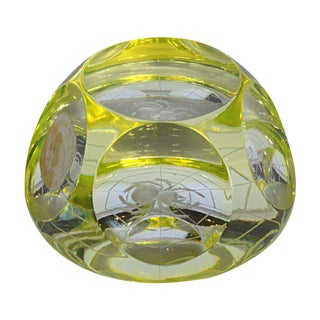 Royal Doulton Crystal Spider Paperweight