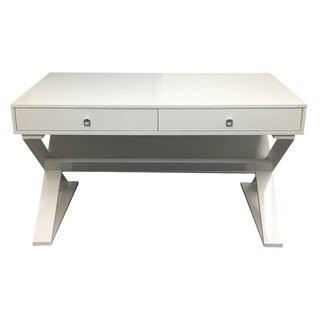 Z Gallerie White Jett Desk