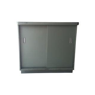 1950s Steel Case Cabinet