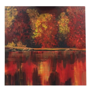 Fall Colors Oil Painting