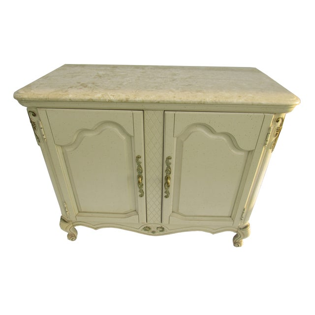 Bassett Mid-Century French Provincial Server - Image 2 of 10