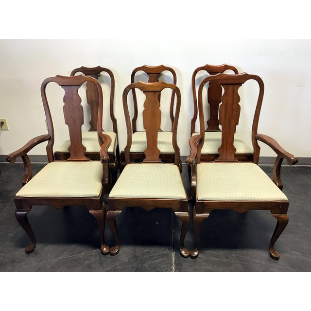 Pennsylvania House Queen Anne Dining Room Chairs