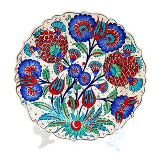 Turkish Ceramic Tile ArtPlate