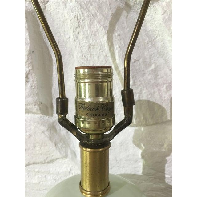 Vintage Frederick Cooper Ginger Jar Lamp - Image 4 of 5