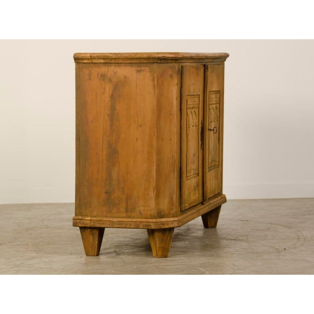 Antique German Neoclassical Bas d'Armoire or Buffet, Original Paint, circa 1780 - Image 3 of 10