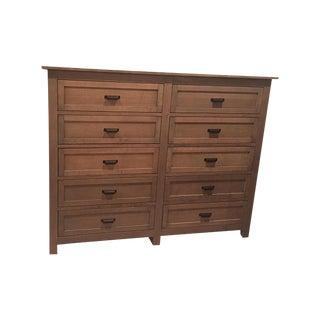 Room and Board Bennett Ten Drawer Dresser