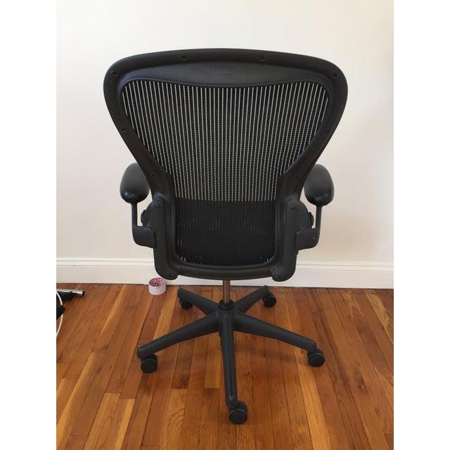 Herman Miller Aeron Office Chair - Image 4 of 4