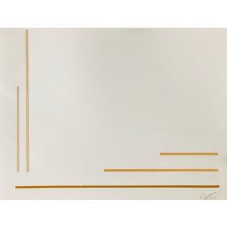 "Jason Trotter Original Acrylic Painting ""Line Configuration JET0479"""