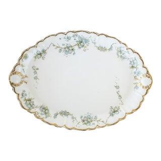 Haviland Limoges Schleiger 248p Platter