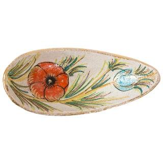 Fanciullacci / Londi Gilded Floral Bowl