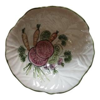 Mid Century Los Angeles Pottery Salad Bowl