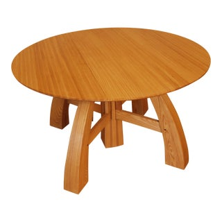 Double Gated Drop-Leaf Table