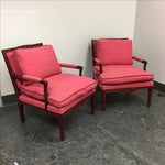 Image of Minton-Spidell Cressant Chairs- A Pair