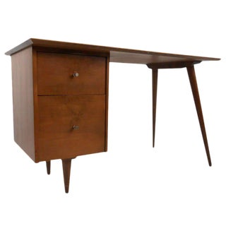 Mid-Century Modern Paul McCobb Desk