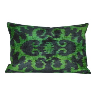 Silk Velvet Pillow, Gera