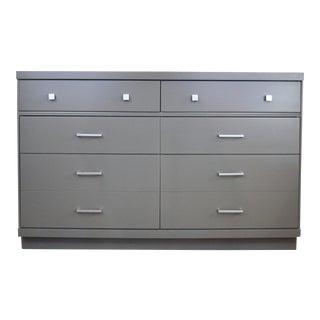 Mid-Century Modern 6 Drawer Dresser