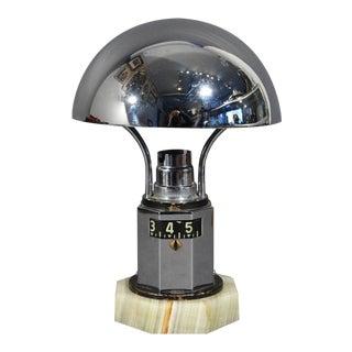 Jaeger LeCoultre Luxhora Duoface Art Deco Lamp Clock