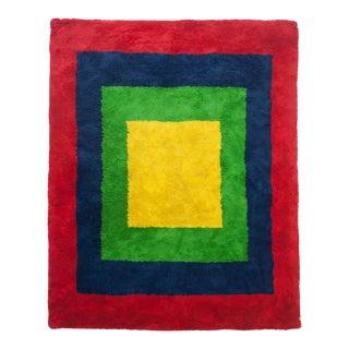 Bloomingdales Pop Art Geometric Rug - 5′11″ × 8′7″
