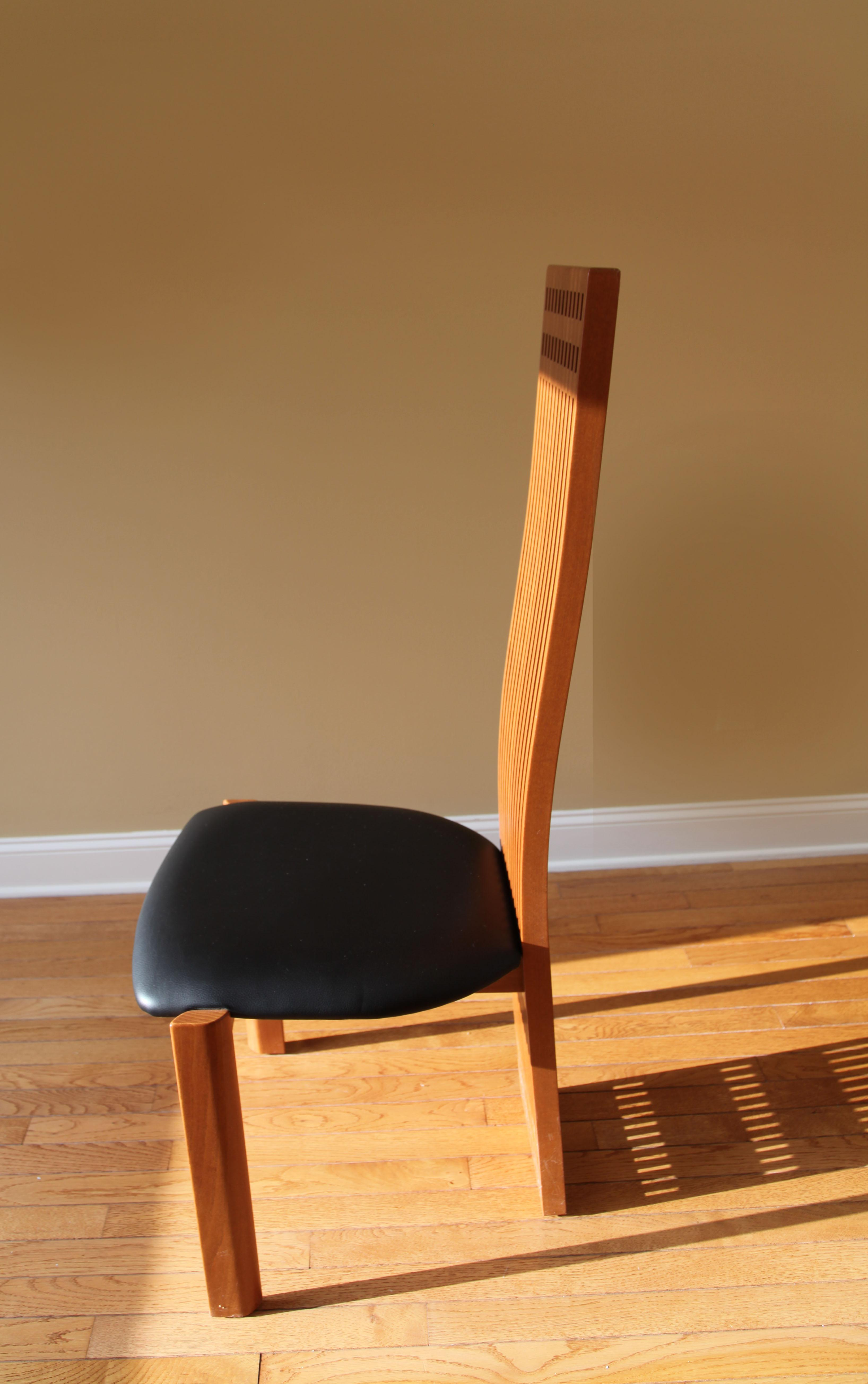 Maurice Villency Dining Chairs   Set Of 10   Image 6 Of 7